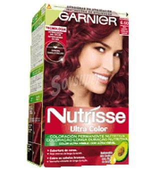 Garnier Tinte Nutrisse 6.60 Rojo Vibrante 1 ud