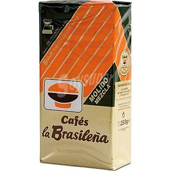 la Brasileña Café molido mezcla filtro 250 g