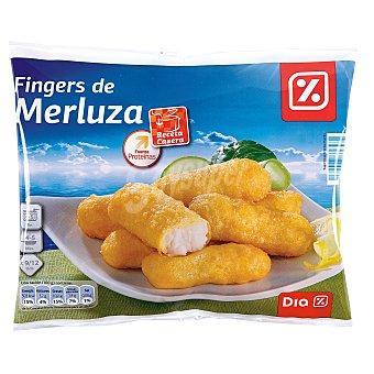DIA Palitos de merluza Bolsa 400 gr