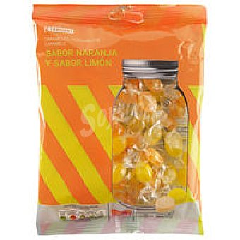 Eroski Caramelos masticables en gajos Bolsa 150 g