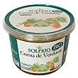 Crema de verduras ecológica 500 ml Solfrío