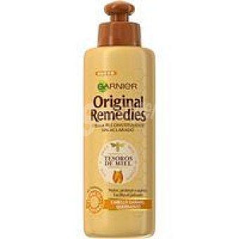 Original Remedies Garnier Crema sin aclarado tesoro Bote 200 ml