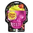 Caramelo con palo 3D Skulls 6 ud Chupa Chups