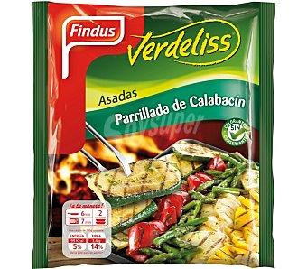 Findus Parrillada de calabacín Verdeliss 400 Gramos