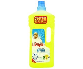 Don Limpio Limpia limón 1,5 l