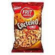 Cocteleo de maíz sabor chilli picante Bolsa 180 g Frit Ravich