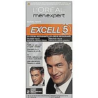 N.2 Excell 5 Men Excell5 Men N.2 Moreno Oscuro Caja 1 unid