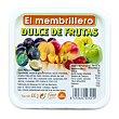 Dulce de frutas Tarrina 400 g Membrillero