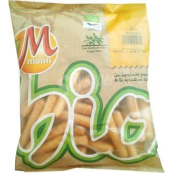 Monti Palitos de pan integrales ecológicos Bolsa 50 g