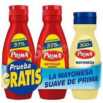 PRIMA Ketchup+mayonesa 1035 gr