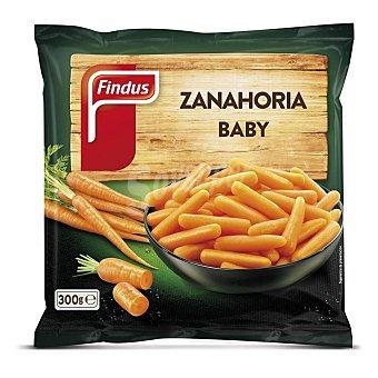 Findus Zanahoria baby Bolsa 300 g