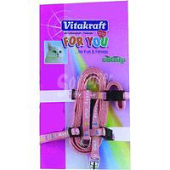 Vitakraft Correa-arnes decorado Pack 1 unid