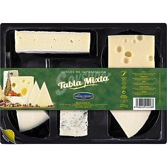 Millan Vicente Tabla mixta de quesos de importación Envase 250 g