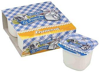 La Fageda Yogurt Azucarado La Fageda 4 x 125g