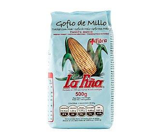 La Piña Gofio de millo 500 g