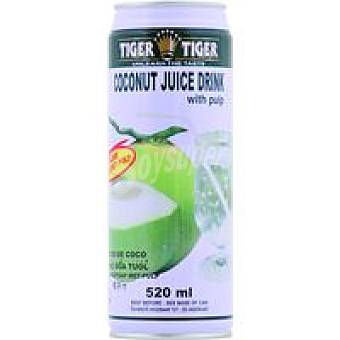 Tiger Coconut Juice Drink Lata 520 ml
