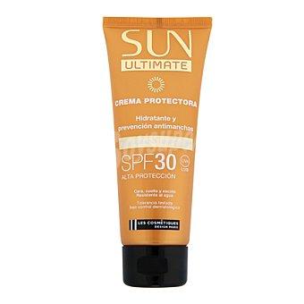 Les Cosmétiques Crema solar fácial FP 30 Sun Ultimate 75 ml