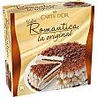 Tarta romantica sabor caramelo Estuche 1 kg Carte D'Or Frigo
