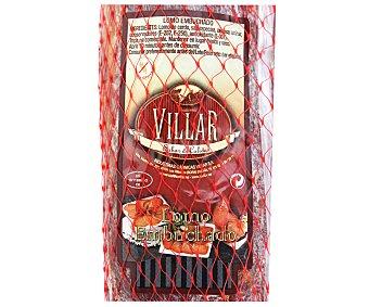 Villar Lote de Chorizo y Salchichón Ibérico, Lomo Embuchado 500+500+850 Gramos