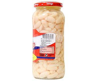 Luengo Alubias Cocidas Blancas Bajo Contenido en Sal 400 Gramos