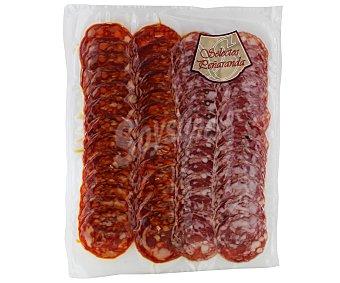 SELECTOS PEÑARANDA Surtido Ibéricos (chorizo y Salchichón) 160 Gramos