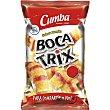Boca Trix cortezas con sabor jamón Bolsa 60 g Cumba