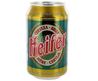 Heifer Cerveza Lata de 33 cl