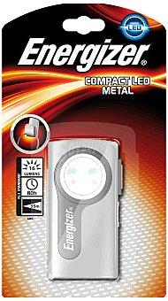 Energizer Linterna compacta led distancia de iluminacion 55 m inlcuye 3 pilas AA blister 1 unidad 1 unidad