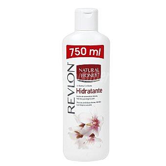 Natural Honey Gel de ducha hidratante con aceite almendras Bote de 750 ml