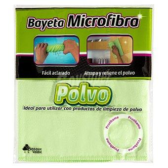 Bosque Verde Bayeta microfibra verde muebles y superficies similares u