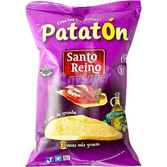 Santo Reino Pataton patatas fritas con aceite de oliva Envase 150 g