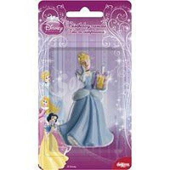 CENICIENTA Vela Princesa Disney- 8 cm Pack 1 unid