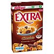 Cereales de avena en crujientes granolas con chocolate y avellanas Caja 375 g Kellogg's