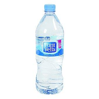 Font Vella Agua mineral natural Botella de 1 litro