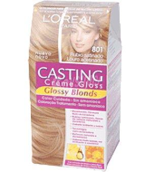 Casting Crème Gloss L'Oréal Paris Tinte Créme Gloss nº 801 Rubio Satinado 1 ud
