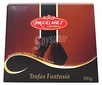 Miguelañez Trufas de cacao 250 gramos