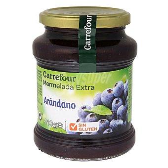 Carrefour Mermelada extra de arándano - Sin Gluten 410 g