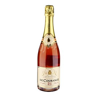 Courance Champagne brut rose - Exclusivo Carrefour 75 cl