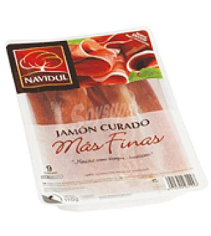 Navidul Jamón Curado Lonchas Finas 110 g