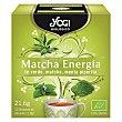 Infusión matcha energía 12 ud Yogi Tea