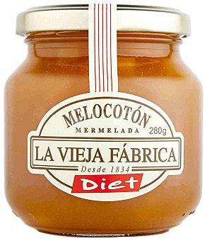 La Vieja Fábrica Mermelada de melocotón, sin azùcar añadida Diet 280 g