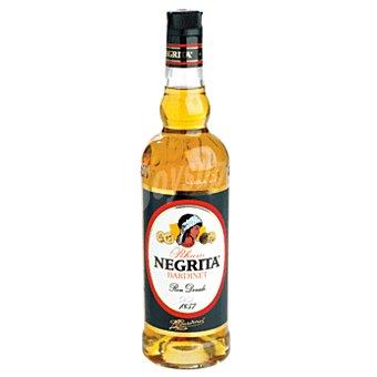 Negrita Ron dorado bardinet Botella 70 cl