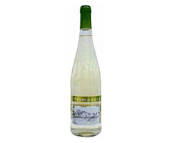 Primavera Vino blanco chardonnay Extremadura  Botella de 75 cl