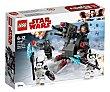 Juego de construcciones con 108 piezas Pack de combate de especialistas de la Primera Orden, Star Wars 75197 lego  LEGO Star Wars