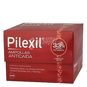 Lacer Pilexil Ampollas anticaída Paquete 15 u