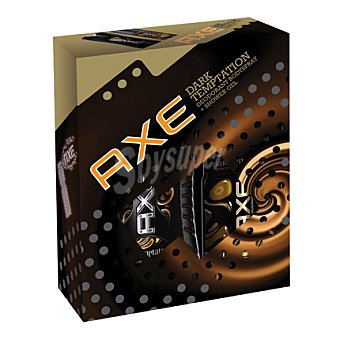 Axe Pack desodorante Dark Temptation 150ml + gel 250 ml 1 ud