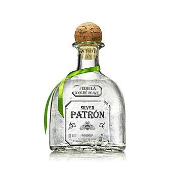 Patrón Silver tequila 100% de ágave Botella 70 cl