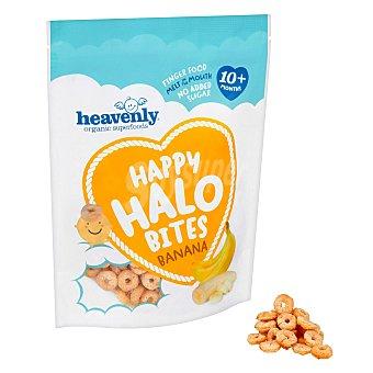 Heavenly Cereales de plátano Happy Halo Bites 60 g