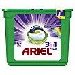 Detergente 3 en 1 Colour&Style Caja 24 cápsulas Ariel