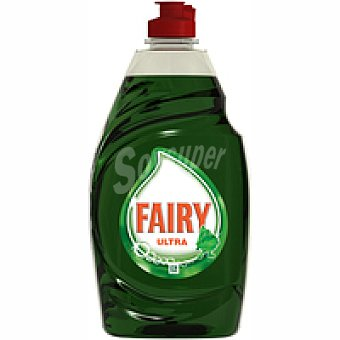 Fairy Lavavajillas mano Botella 540 ml